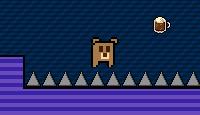 Cola Bear Float