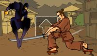 Ninja báo thù2