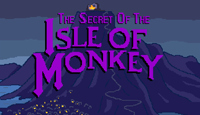 Secret Of The Isle Of Monkey