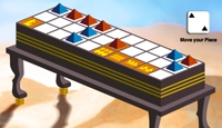 Senet Game Of Pharaohs