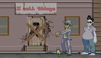 Zombie Society Dead Detective