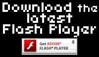 Get The Latest Flash Player