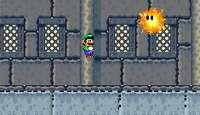 Luigi: Castle On Fire