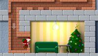 Santas Chimney Trouble